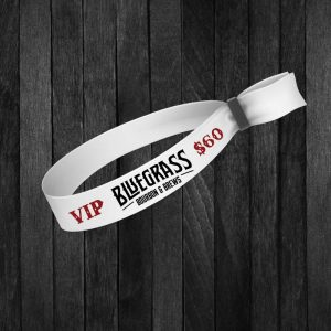 Bluegrass Bourbon & Brews VIP Wristband